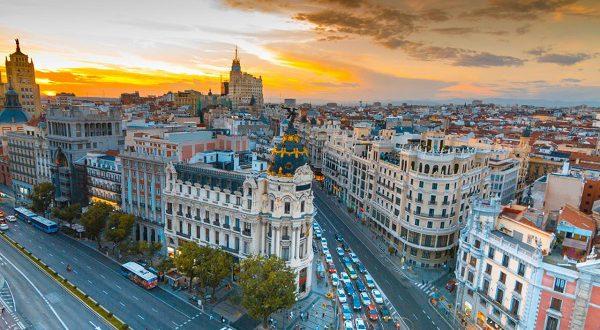 Мадридская мэрия начала подготовку к весне