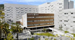 Испанская клиника - Hospital Quiron