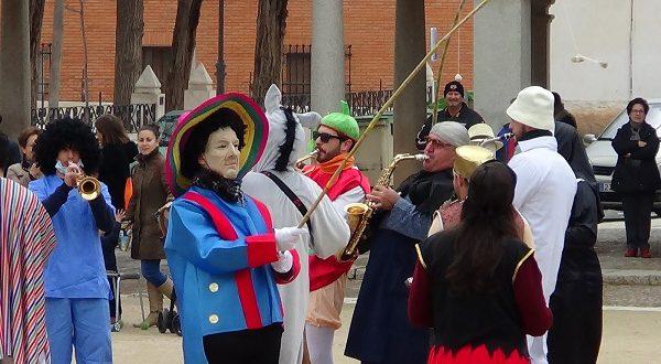 Площади Plaza Mayor 400 лет