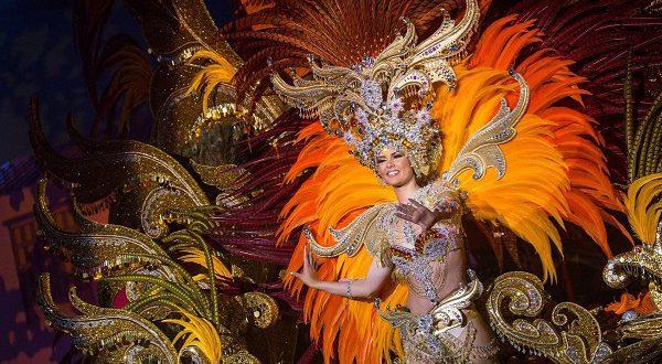 Карнавала на Тенерифе выбрал свою королеву