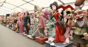 Открывшаяся в Валенсии выставка кукол интересна многим