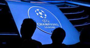 Жеребьевка 1/4 финала Лиги Чемпионов УЕФА