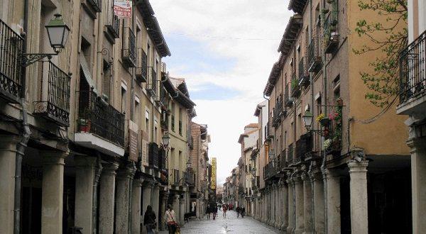 47 улицам Мадрида вернут старые названия.
