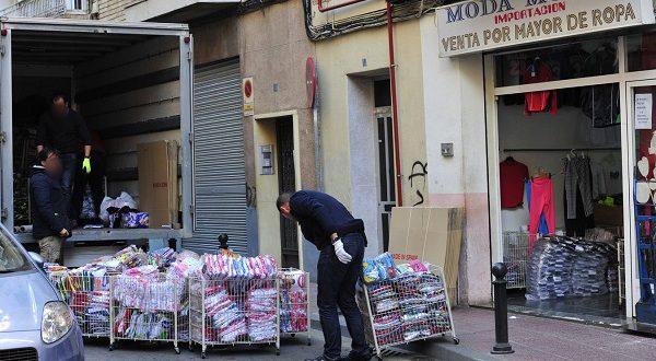 Испания несет существенный урон от фальсификата.