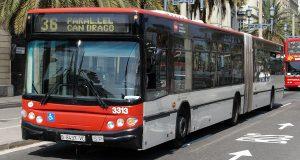 Барселона увеличит парк автобусов на 76 единиц