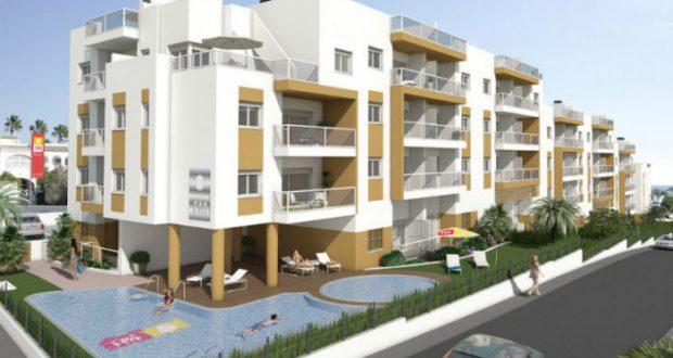 Первичный рынок жилья в Испании