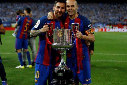 Барселона - победитель Кубка Короля Испании!