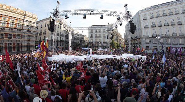 «Объединение левых» и Podemos требуют отставки Рахоя