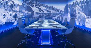 Ресторан «Sublimotion» приготовил новое гастрономическое шоу