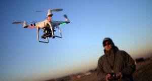 Каталонская полиция не справляется с натиском дронов