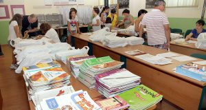 Мадридские школьники будут получать учебники бесплатно