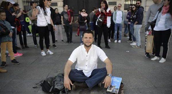 Игнасио Дин: вокруг света на своих двоих