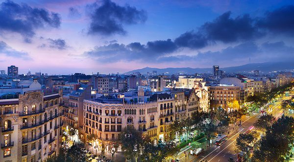 Барселона станет зеленым городом