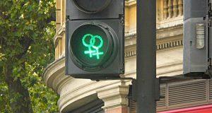 В Мадриде появятся гей-лесби-светофоры