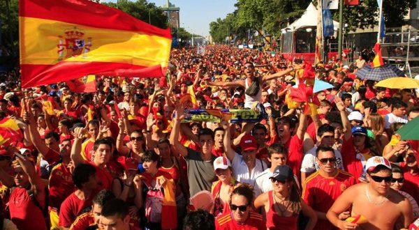 За 100 лет испанцы «подросли» на 14 сантиметров