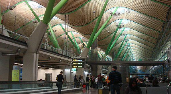 Служба безопасности аэропорта Мадрид-Барахас объявила о начале забастовок
