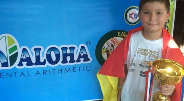 Игнасио Браво в свои восемь лет стал чемпионом мира по устному счету