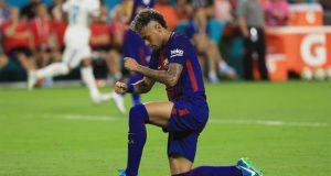 Неймар разорвал контракт с Барселоной и выплатил клаусулу в 222 миллиона евро