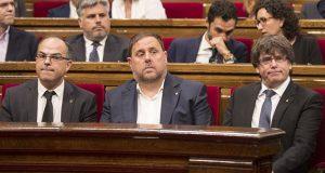 Будет ли принят закон о референдуме в Каталонии?