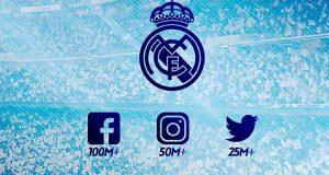 Мадридский «Реал» стал рекордсменом по популярности в соцсетях