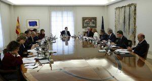 Испанские власти отстранили действующее правительство Каталонии от управления регионом