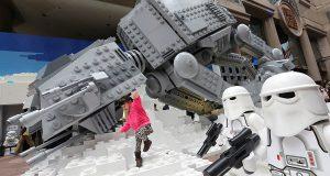 В Мадриде пройдет выставка по мотивам «Звездных войн».