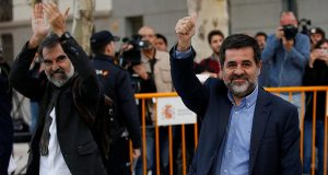 Каталонские сепаратисты использовали «избитый» прием в своей пропаганде