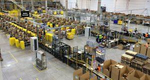 В Испании будет запущен Amazon Flex
