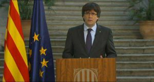 Пучдемонт призывает сопротивляться воле Мадрида «цивилизовано»