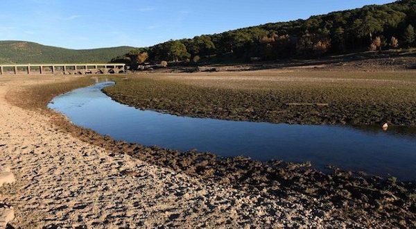 Испанские города страдают от недостатка воды
