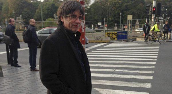 Каталонские градоначальники приехали в Брюссель, чтобы поддержать Путчдемонта
