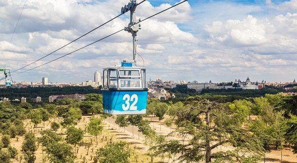 Канатная дорога Телеферико станет общественным транспортом