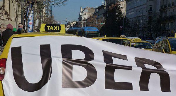Uber признана транспортной компанией