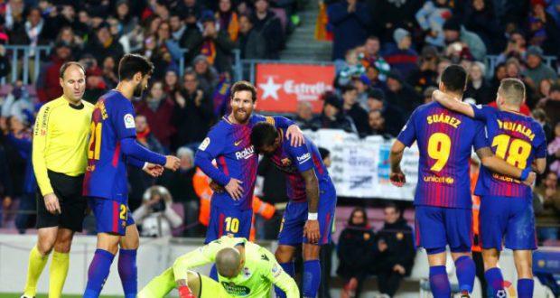Чемпионат Испании 2017-18. Обзор 16 тура