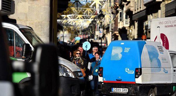 Район Ciutat Vella в Барселоне разгрузят