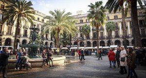 Барселона стала одним из 10 лучших городов Европы