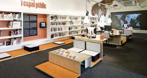 В Барселоне откроется новая современная библиотека