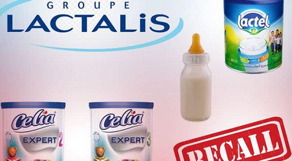 Испания охвачена санитарным кризисом из-за молочной продукции Lactalis