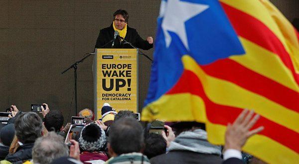 Путчдемонт не теряет надежды снова возглавить Каталонию