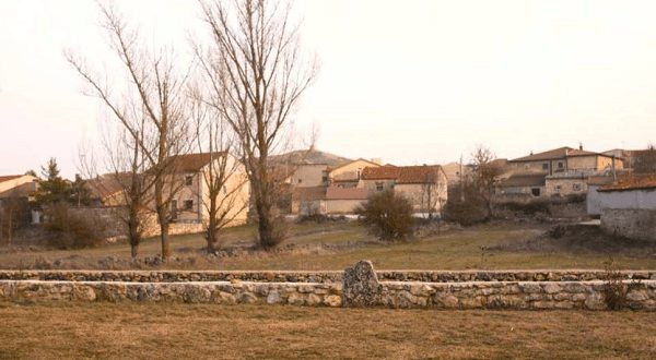 Самый чистый воздух в Испании в деревне Камписабалос.