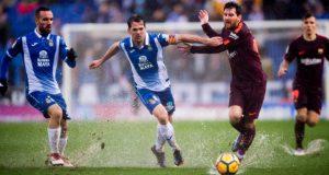 Чемпионат Испании 2017-18. Обзор 22 тура