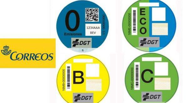 DGT объявило о прекращении выдачи экологических стикеров