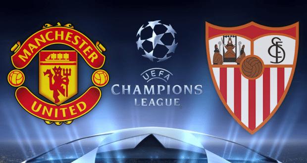 Севилья героически обыгрывает Манчестер Юнайтед на Олд Траффорд