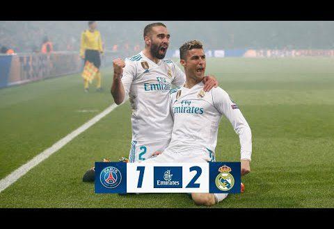 Реал Мадрид спокойно проходит ПСЖ