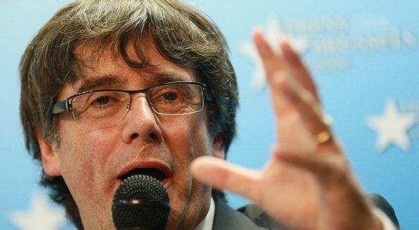 Пучдемон высказал обвинения в адрес Испании с трибуны ООН