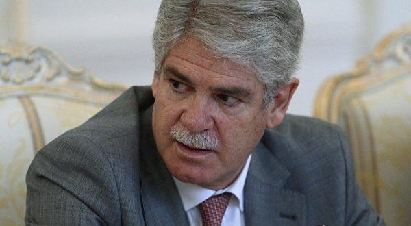 Испанский министр иностранных дел выступил за диалог с Россией