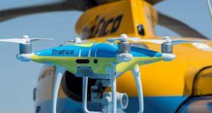 Дорожная полиция начнет использовать дроны