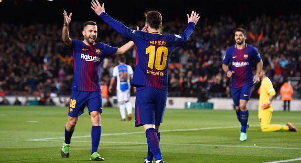 Чемпионат Испании 2017-18. Обзор 32 тура
