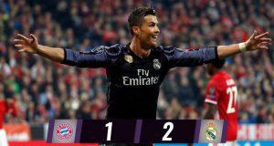 Реал создает неплохой задел для выхода в финал Лиги Чемпионов