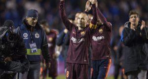 Барселона - чемпион Испании! Обзор 35 тура